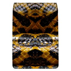 Textures Snake Skin Patterns Flap Covers (L)