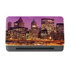 City Night Memory Card Reader with CF