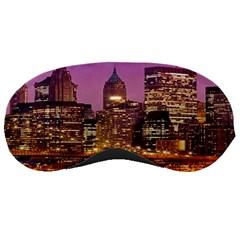 City Night Sleeping Masks