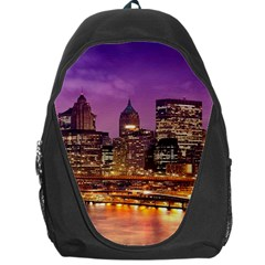 City Night Backpack Bag