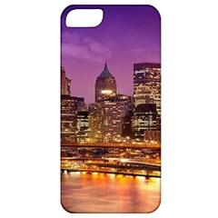 City Night Apple iPhone 5 Classic Hardshell Case