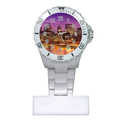 City Night Plastic Nurses Watch