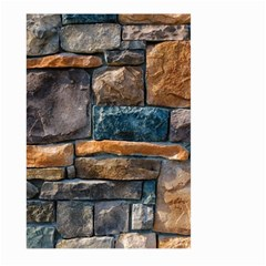 Brick Wall Pattern Large Garden Flag (Two Sides)
