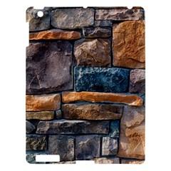 Brick Wall Pattern Apple iPad 3/4 Hardshell Case