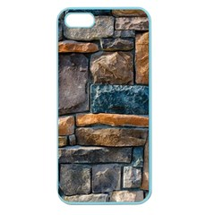 Brick Wall Pattern Apple Seamless iPhone 5 Case (Color)