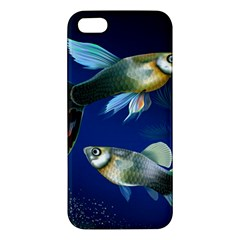 Marine Fishes Apple iPhone 5 Premium Hardshell Case