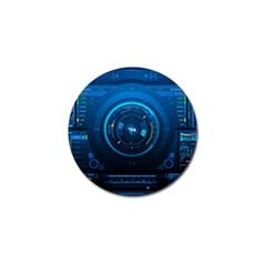 Technology Dashboard Golf Ball Marker (4 pack)