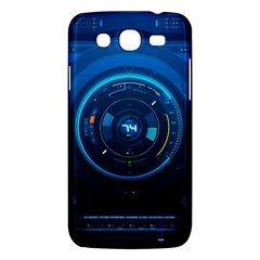 Technology Dashboard Samsung Galaxy Mega 5.8 I9152 Hardshell Case