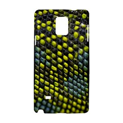 Lizard Animal Skin Samsung Galaxy Note 4 Hardshell Case