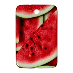 Fresh Watermelon Slices Texture Samsung Galaxy Note 8.0 N5100 Hardshell Case