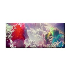 Clouds Multicolor Fantasy Art Skies Cosmetic Storage Cases