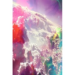 Clouds Multicolor Fantasy Art Skies 5.5  x 8.5  Notebooks