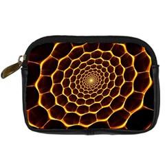 Honeycomb Art Digital Camera Cases