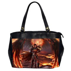 Fantasy Art Fire Heroes Heroes Of Might And Magic Heroes Of Might And Magic Vi Knights Magic Repost Office Handbags (2 Sides)