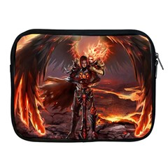 Fantasy Art Fire Heroes Heroes Of Might And Magic Heroes Of Might And Magic Vi Knights Magic Repost Apple iPad 2/3/4 Zipper Cases