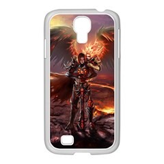 Fantasy Art Fire Heroes Heroes Of Might And Magic Heroes Of Might And Magic Vi Knights Magic Repost Samsung GALAXY S4 I9500/ I9505 Case (White)