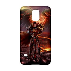 Fantasy Art Fire Heroes Heroes Of Might And Magic Heroes Of Might And Magic Vi Knights Magic Repost Samsung Galaxy S5 Hardshell Case