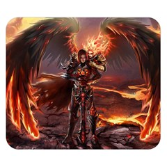 Fantasy Art Fire Heroes Heroes Of Might And Magic Heroes Of Might And Magic Vi Knights Magic Repost Double Sided Flano Blanket (Small)