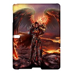 Fantasy Art Fire Heroes Heroes Of Might And Magic Heroes Of Might And Magic Vi Knights Magic Repost Samsung Galaxy Tab S (10.5 ) Hardshell Case