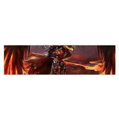 Fantasy Art Fire Heroes Heroes Of Might And Magic Heroes Of Might And Magic Vi Knights Magic Repost Satin Scarf (Oblong)