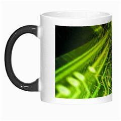 Electronics Machine Technology Circuit Electronic Computer Technics Detail Psychedelic Abstract Pattern Morph Mugs