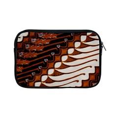 Traditional Batik Sarong Apple iPad Mini Zipper Cases
