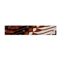 Traditional Batik Sarong Flano Scarf (Mini)