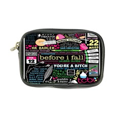 Book Collage For Before I Fall Coin Purse