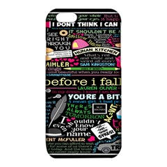 Book Collage For Before I Fall iPhone 6/6S TPU Case