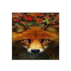 Fox Satin Bandana Scarf