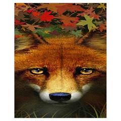 Fox Drawstring Bag (Small)