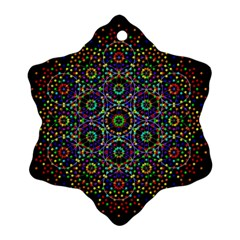 The Flower Of Life Ornament (Snowflake)