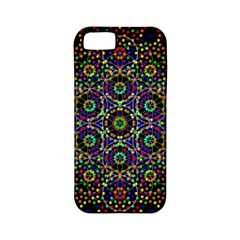 The Flower Of Life Apple iPhone 5 Classic Hardshell Case (PC+Silicone)