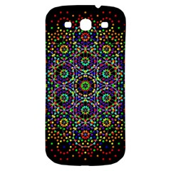 The Flower Of Life Samsung Galaxy S3 S III Classic Hardshell Back Case