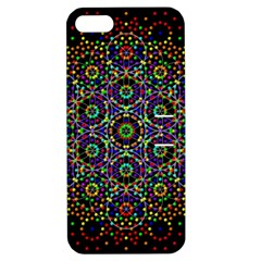 The Flower Of Life Apple iPhone 5 Hardshell Case with Stand