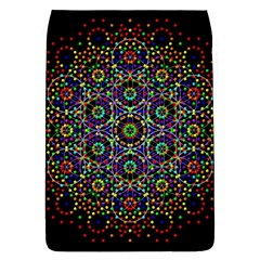 The Flower Of Life Flap Covers (L)
