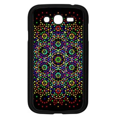 The Flower Of Life Samsung Galaxy Grand DUOS I9082 Case (Black)