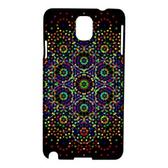 The Flower Of Life Samsung Galaxy Note 3 N9005 Hardshell Case