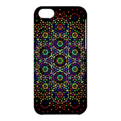The Flower Of Life Apple iPhone 5C Hardshell Case
