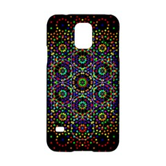 The Flower Of Life Samsung Galaxy S5 Hardshell Case