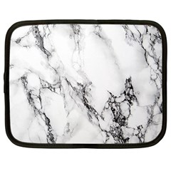 Marble Pattern Netbook Case (Large)