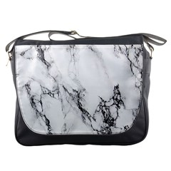 Marble Pattern Messenger Bags