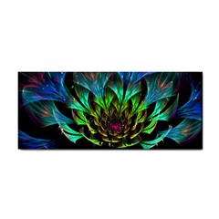 Fractal Flowers Abstract Petals Glitter Lights Art 3d Cosmetic Storage Cases