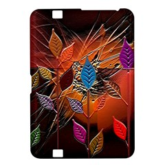 Colorful Leaves Kindle Fire HD 8.9