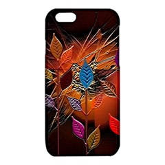 Colorful Leaves iPhone 6/6S TPU Case