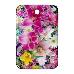 Colorful Flowers Patterns Samsung Galaxy Note 8.0 N5100 Hardshell Case