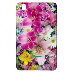 Colorful Flowers Patterns Samsung Galaxy Tab Pro 8.4 Hardshell Case