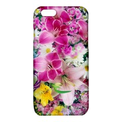 Colorful Flowers Patterns iPhone 6/6S TPU Case