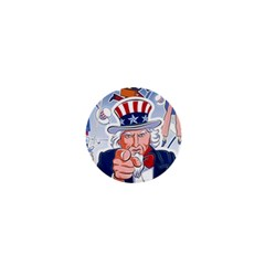 Independence Day United States Of America 1  Mini Buttons