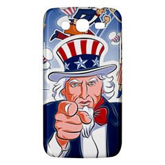 Independence Day United States Of America Samsung Galaxy Mega 5.8 I9152 Hardshell Case